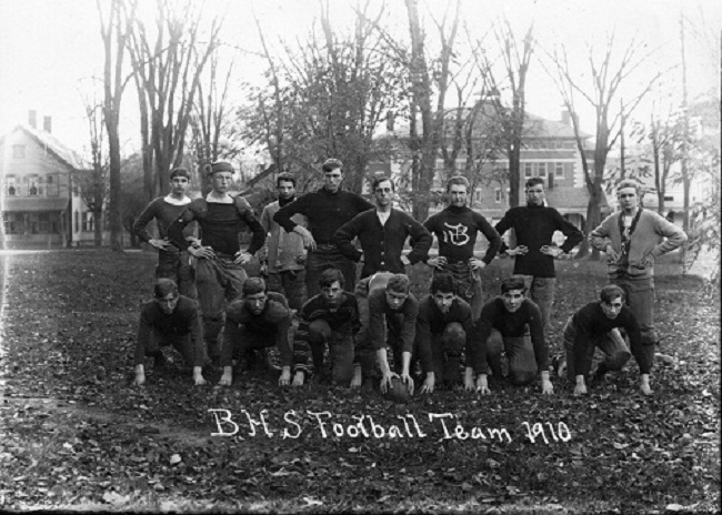 bhs-football-team