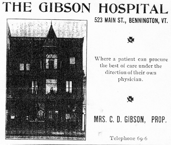 gibson-hospital-main-street