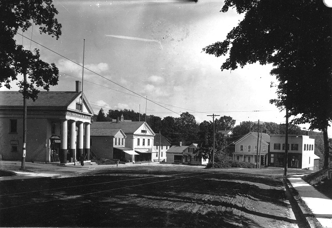 north-bennington-main-street-looking-south